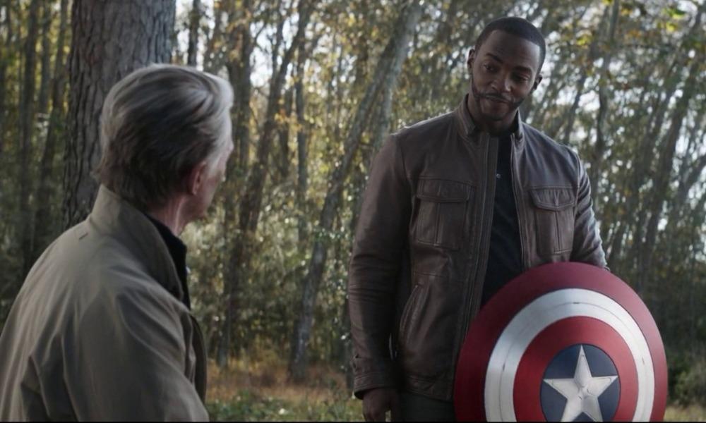 nuevo Captain America en The Falcon and The Winter Solider