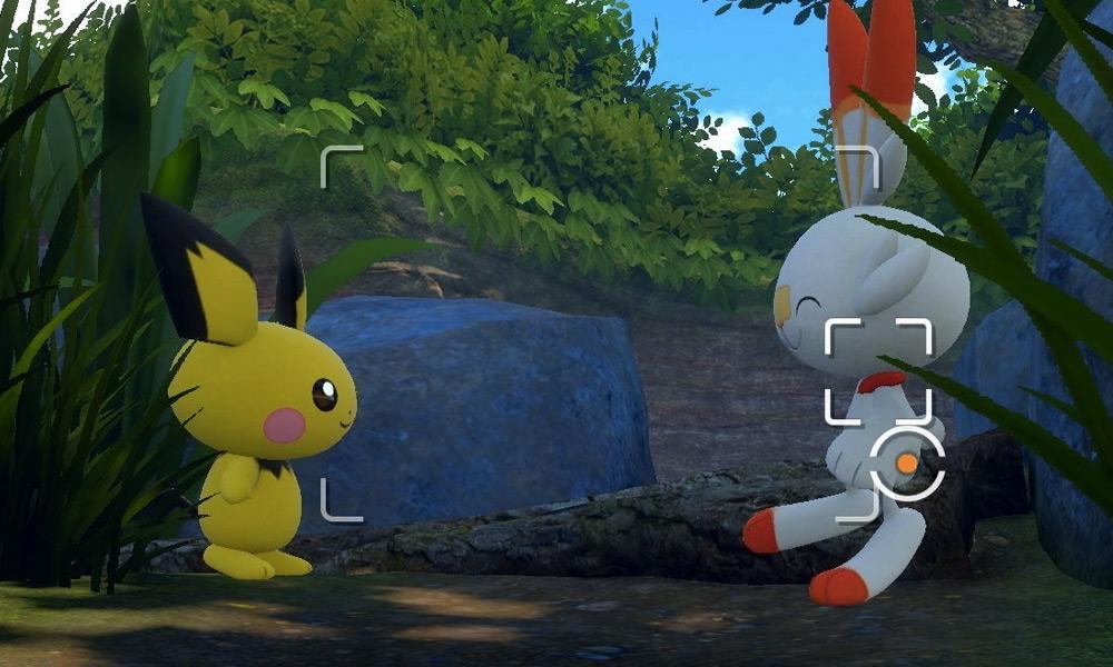 Fecha de lanzamiento de New Pokémon Snap