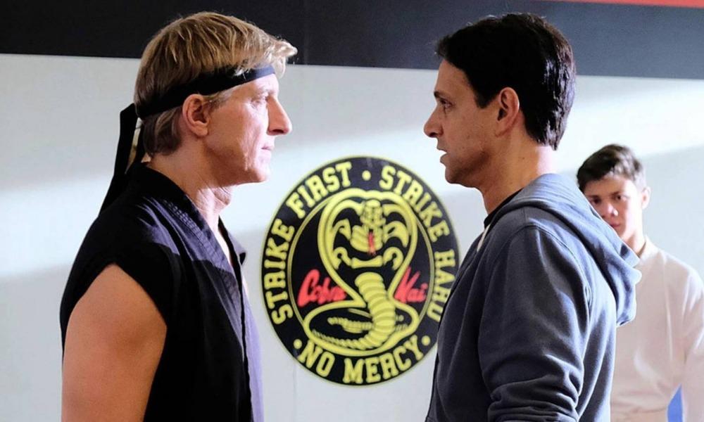 readores de Cobra Kai hablaron de la cuarta temporada