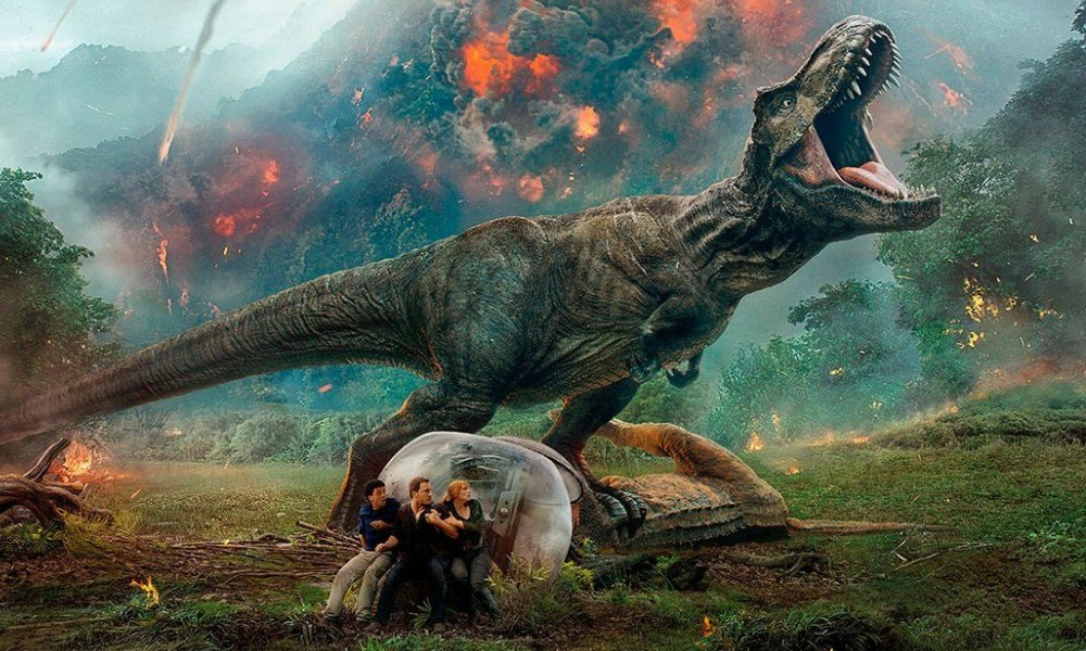 Jurassic World Dominion será el cierre de toda la saga