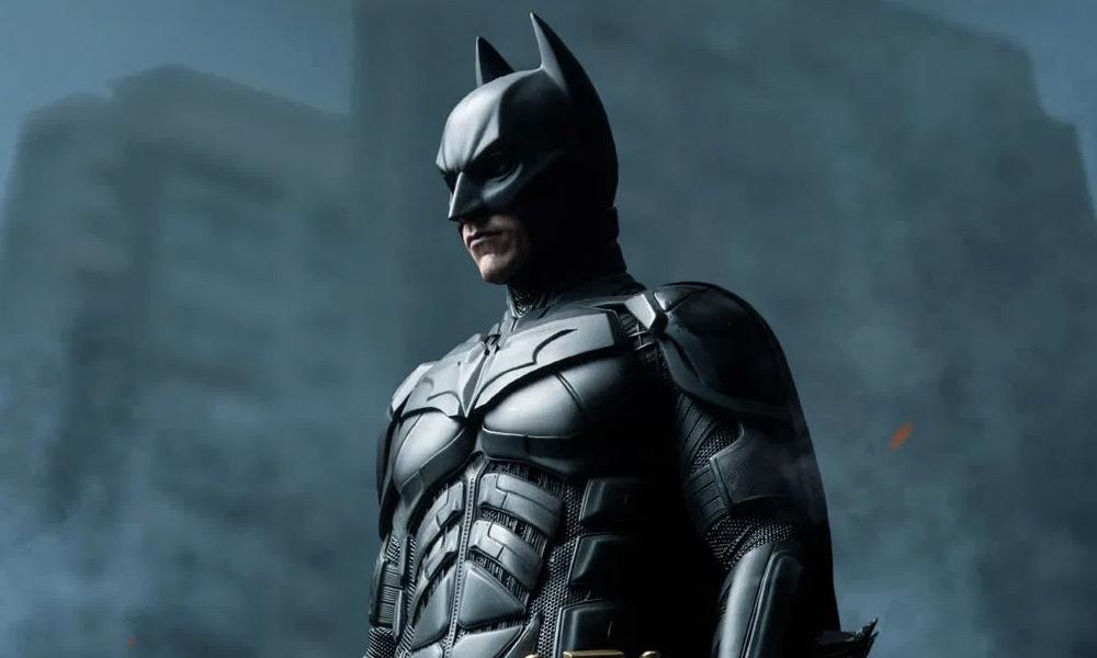 DC revela el logo de Batman Unburied