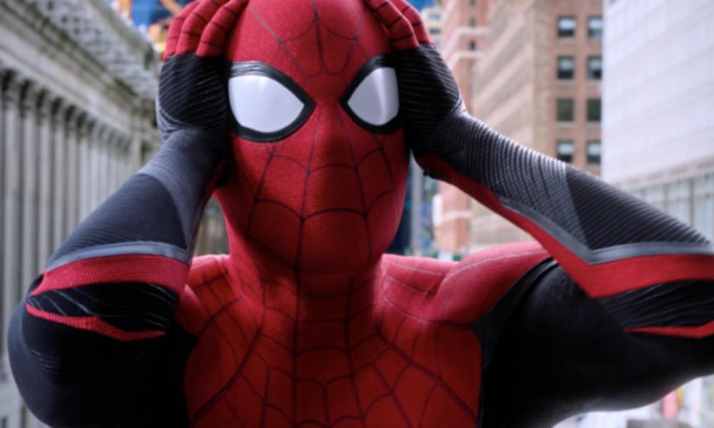 Revancha de Spider-Man contra Winter Soldier y Falcon