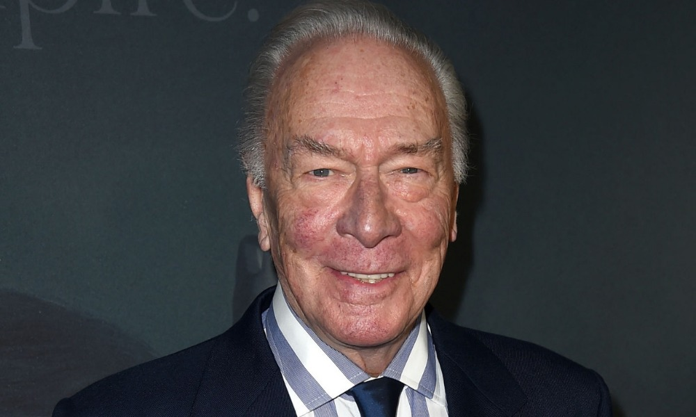 Falleció Christopher Plummer