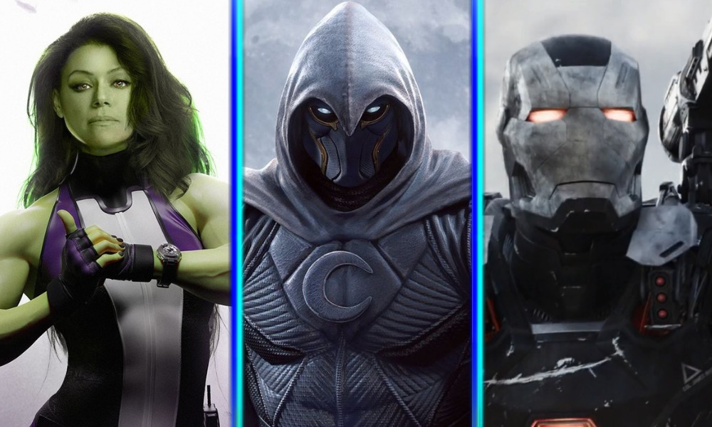 grabaciones de 'She-Hulk' y 'Moon Knight'