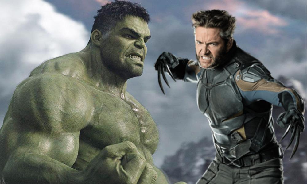 Hulk podría enfrentar a Wolverine