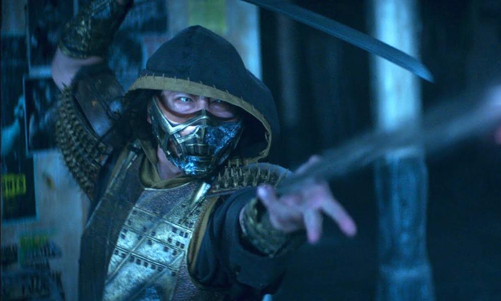 Jax pierde los brazos en Mortal Kombat
