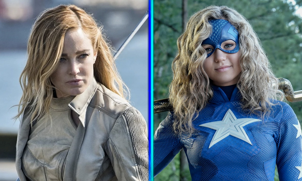 Fecha de estreno de Legends of Tomorrow y Stargirl