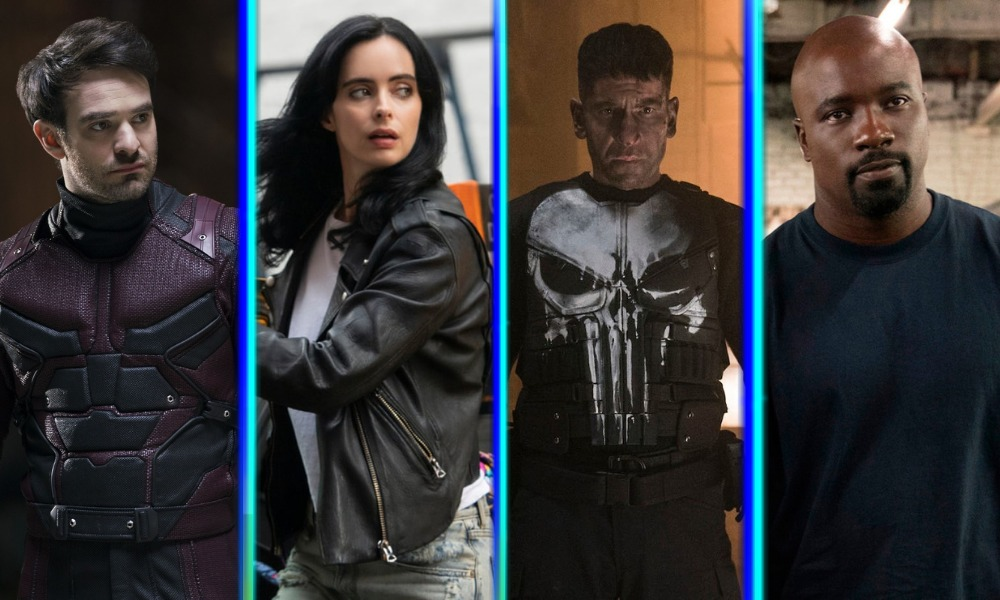 Marvel Studios recupera los derechos de The Punisher y Jessica Jones