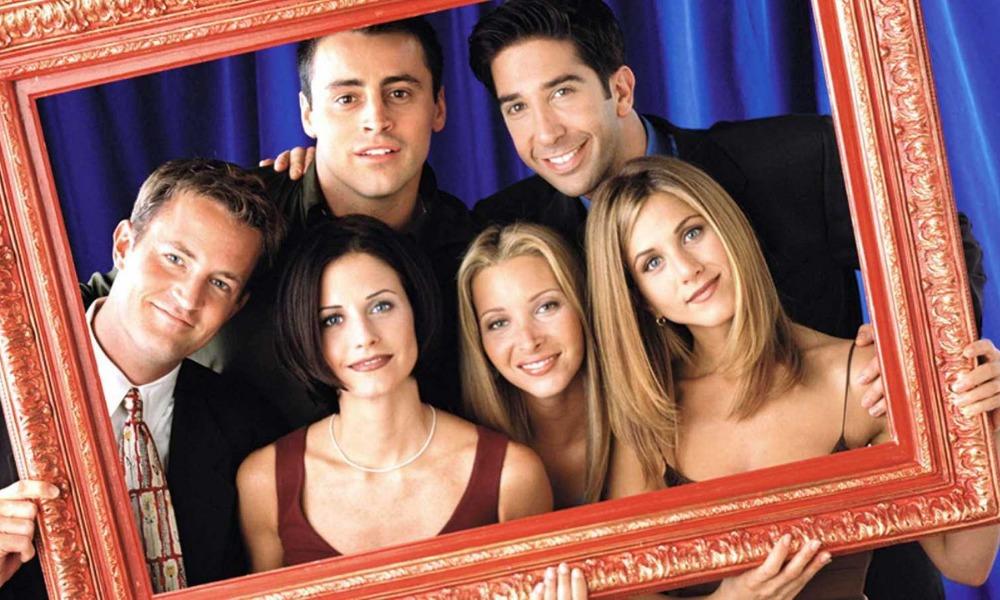 nueva fecha de grabación de la reunión de 'Friends'
