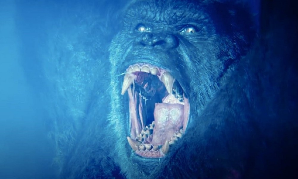 nuevo video de Godzilla vs Kong