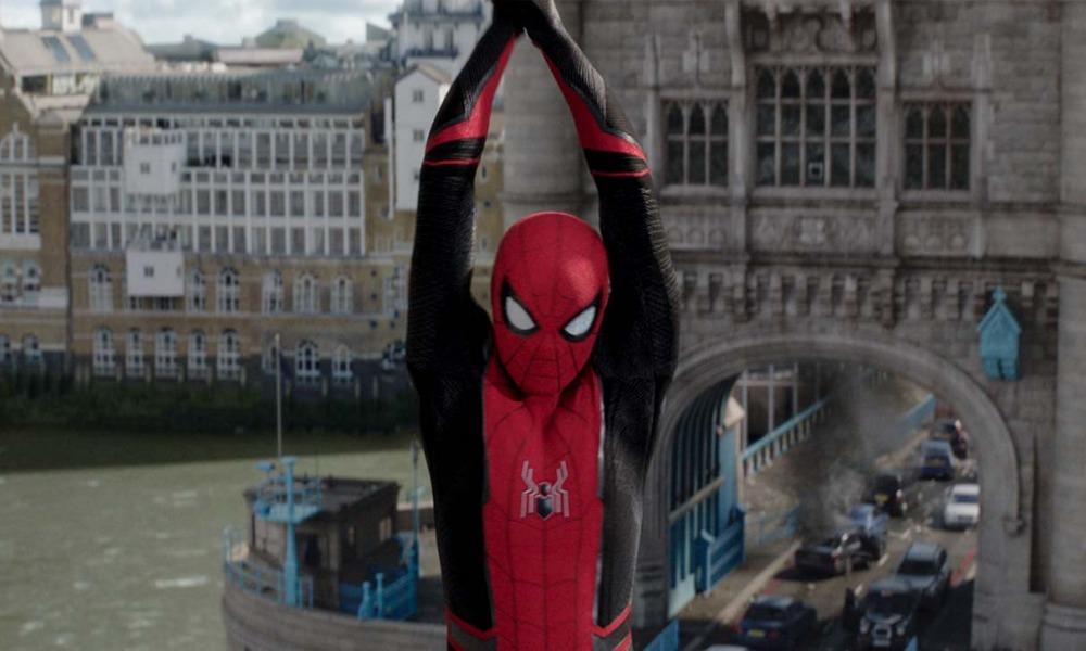 'Spider-Man Far From Home' tuvo una referencia de 'WandaVision'