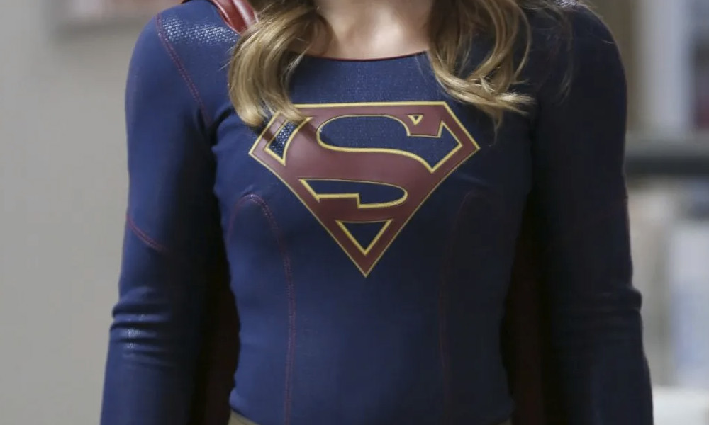 Supergirl en la película The Flash
