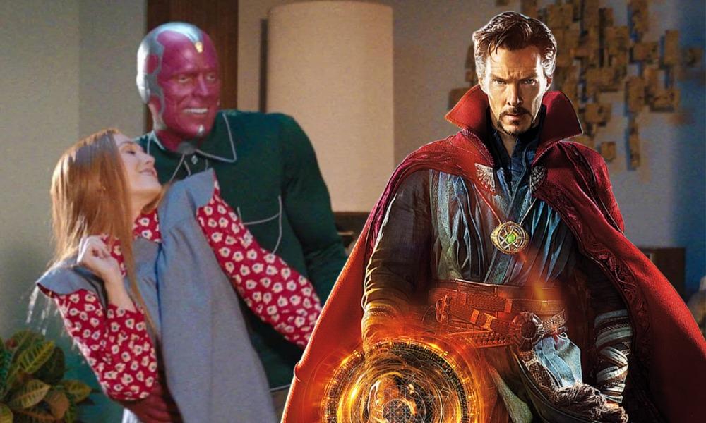 WandaVision será importante para Doctor Strange 2