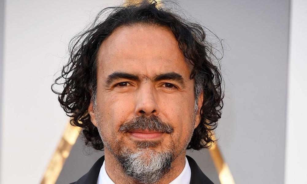 Alejandro González Iñárritu graba en la Ciudad de México