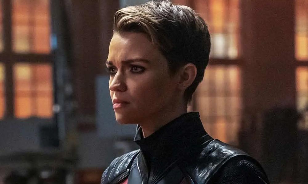 Kate Kane regresó en Batwoman