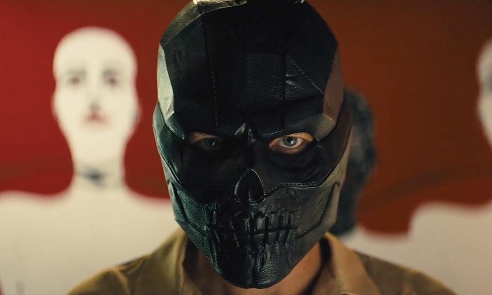 Black Mask en el Arrowverse