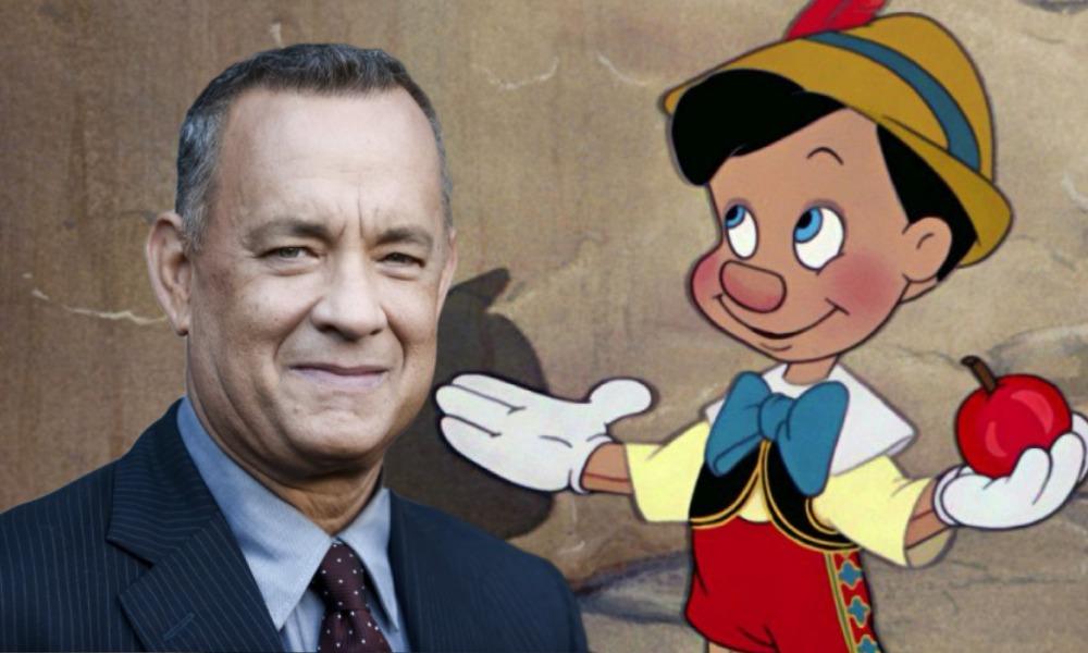 cast del live-action de Pinocchio
