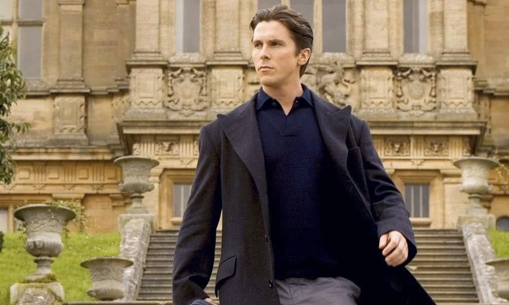 Christian Bale se durmió durante Batman Begins