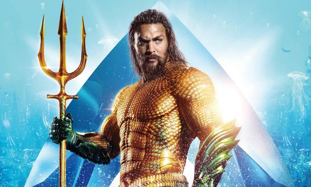 inicio de las grabaciones de 'Aquaman 2'