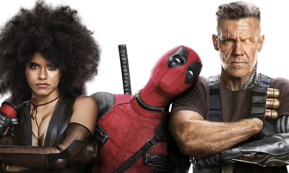 Zazie Beetz desconoce si participará en Deadpool 3