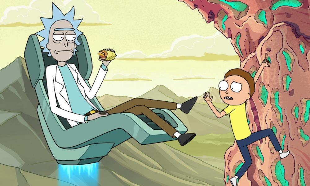 fecha de estreno de Rick and Morty 5