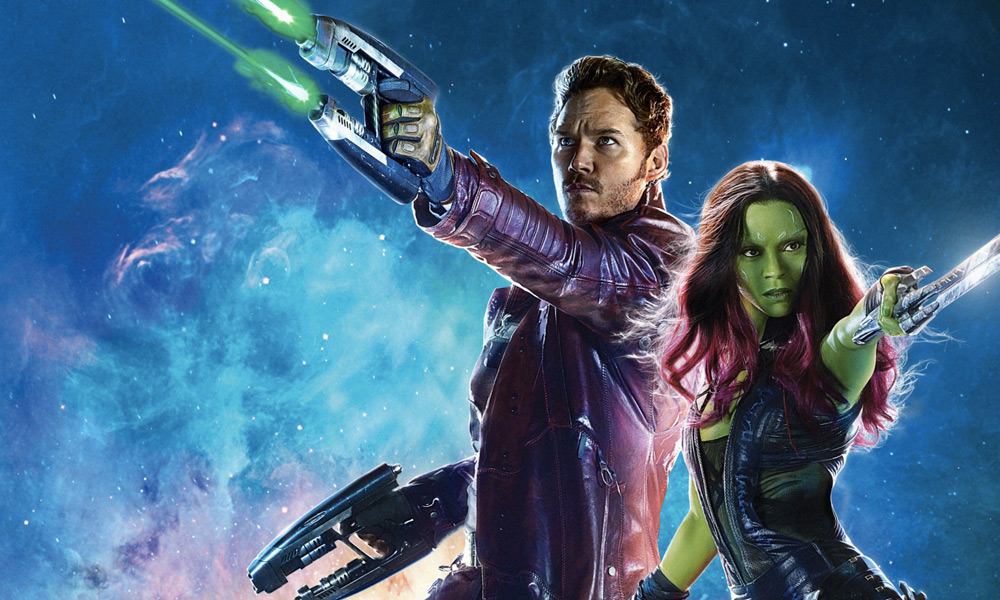 James Gunn comparte una foto Guardians of the Galaxy