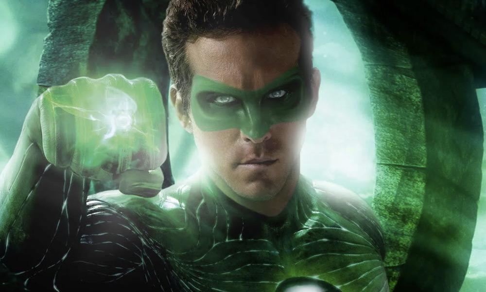 Ryan Reynolds verá Green Lantern