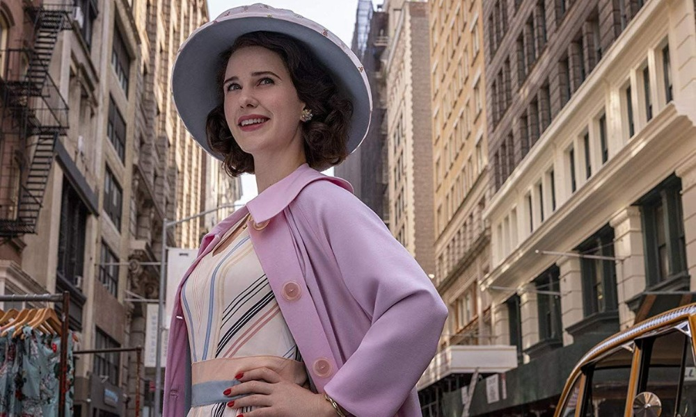 John Waters en 'Marvelous Mrs. Maisel 4'