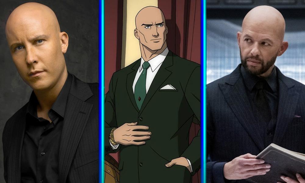 Quién luce mejor como Lex Luthor