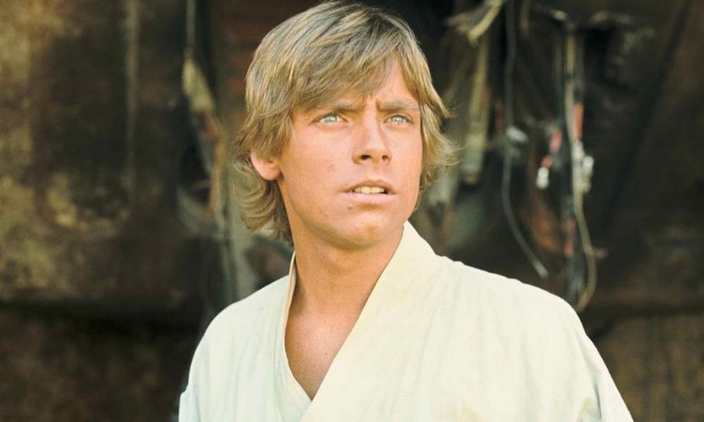 Mark Hamill reaccionó a un meme de Luke Skywalker