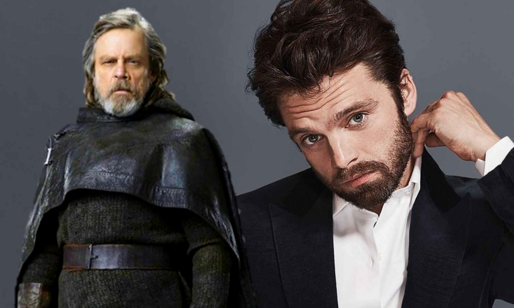 Mark Hamill respondió a Sebastian Stan