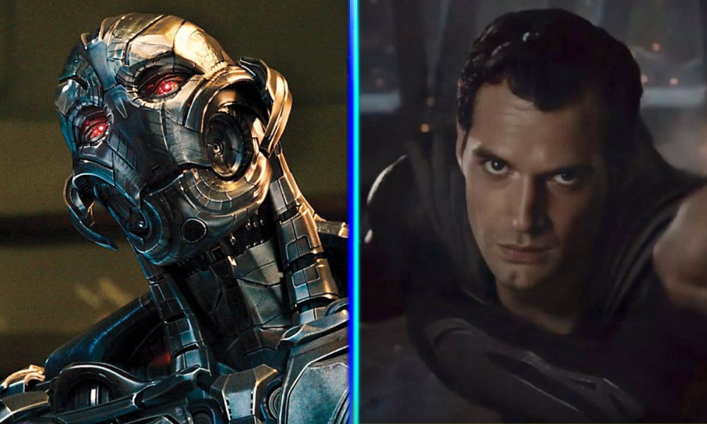 referencia de 'Age of Ultron' en 'Zack Snyder's Justice League'