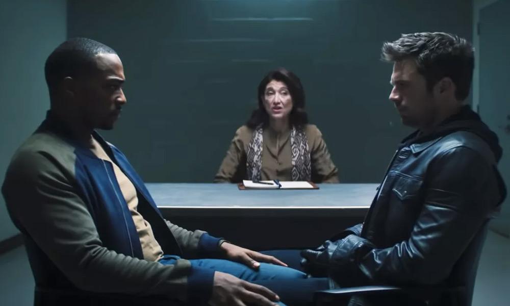 Sebastian Stan se enteró que Falcon era el próximo Captain America