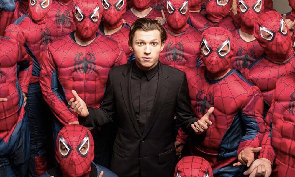 Tom Holland quiere ser Spider-Man por 50 años más