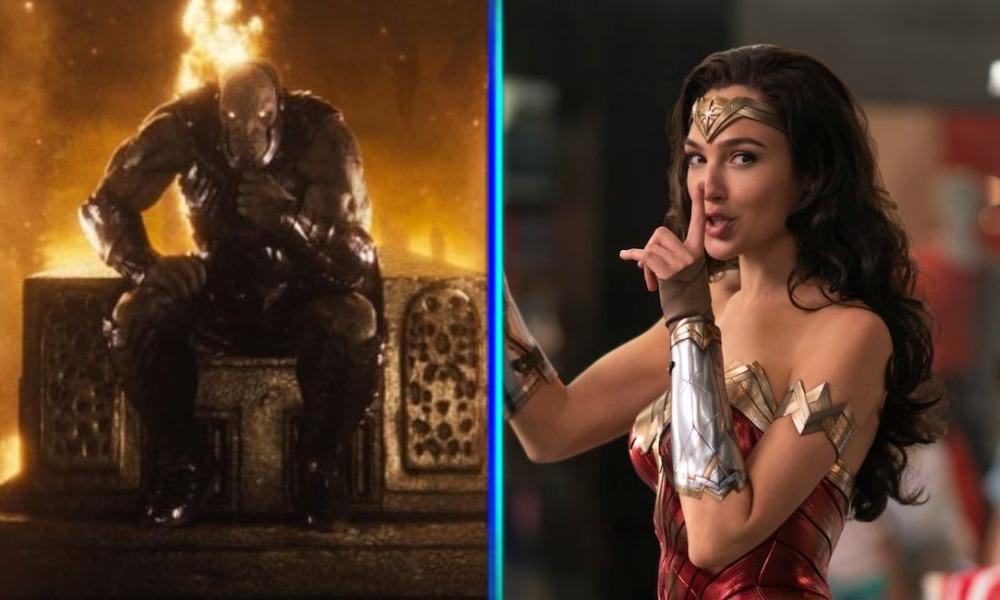 Zack Snyders Justice League superó a Wonder Woman 1984