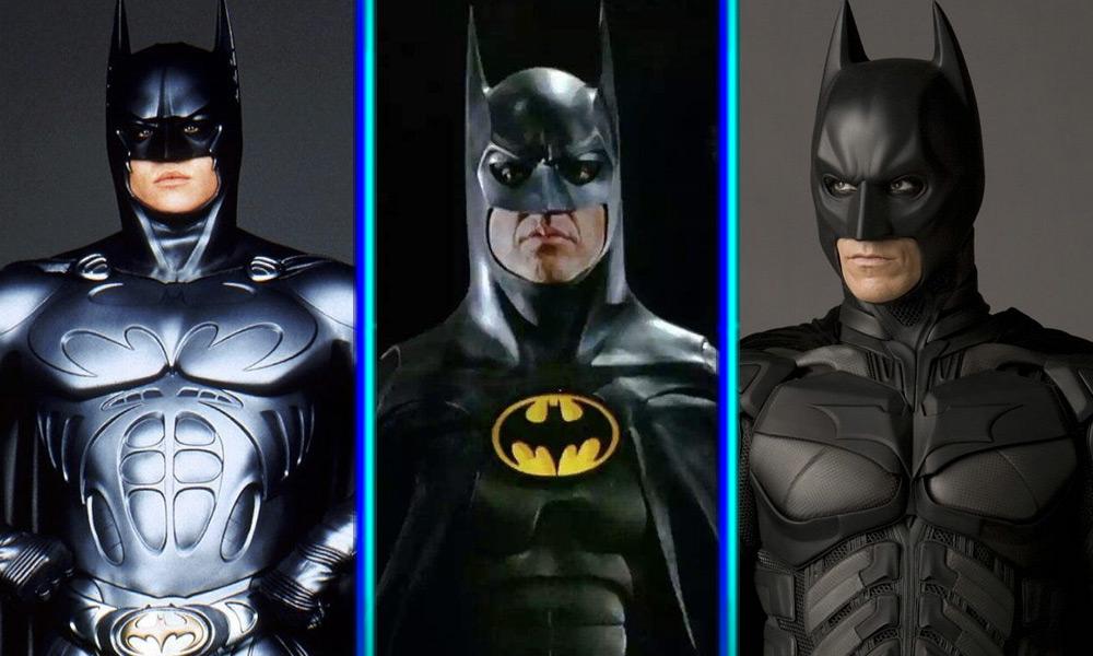 Christian Bale en la película Batman Beyond