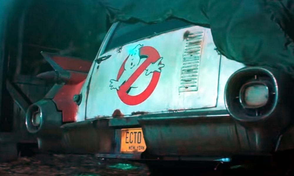 Bill Murray habló de Ghostbusters Afterlife