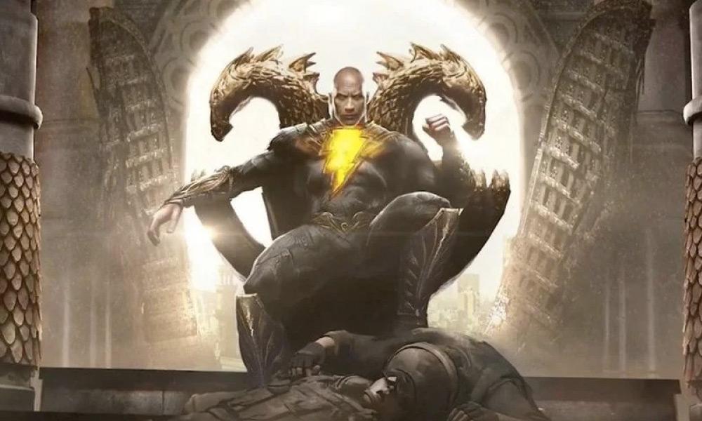 Bodhi Sabongui en Black Adam