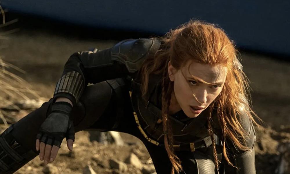 Último trailer de Black Widow