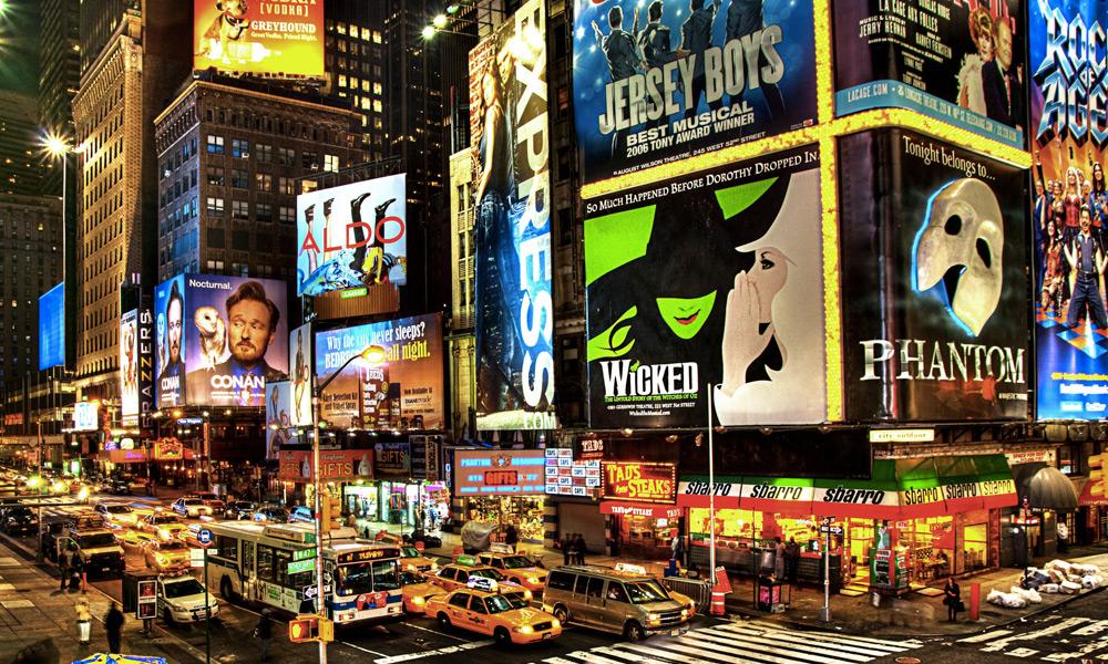 Broadway se renueva con más musicales
