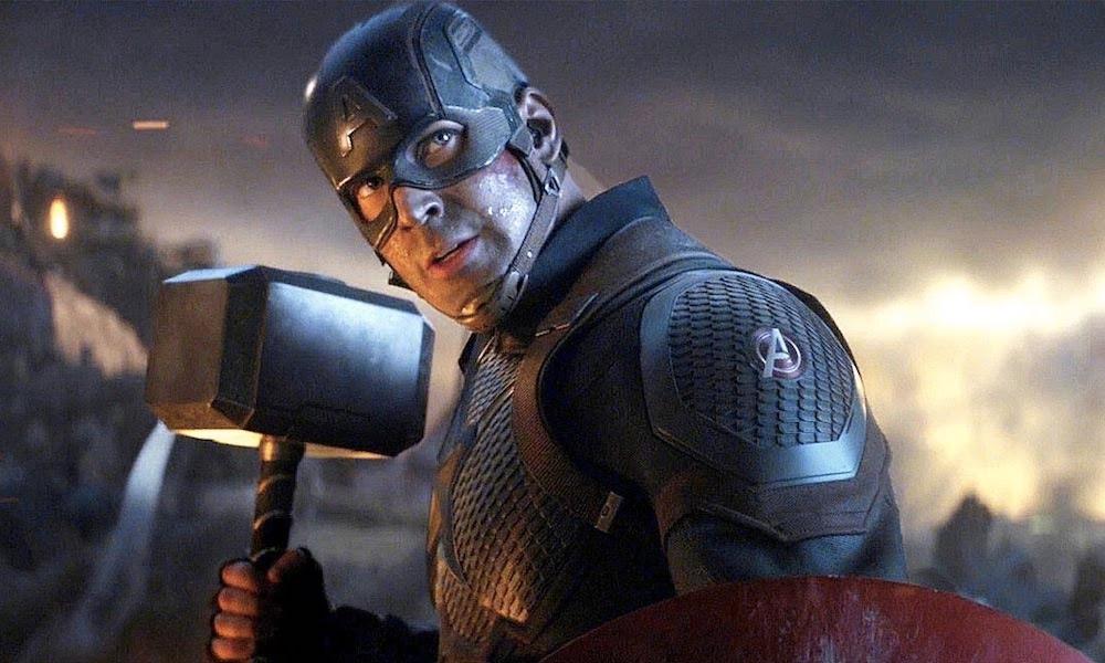 Venom copió a Captain America