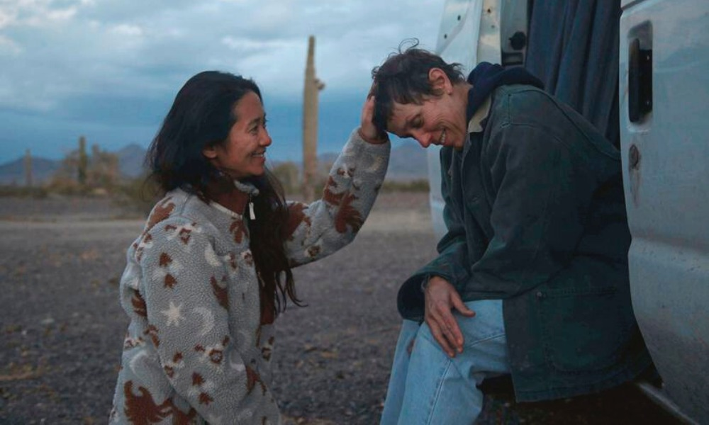 Chloe Zhao gana el Oscar a Mejor Director