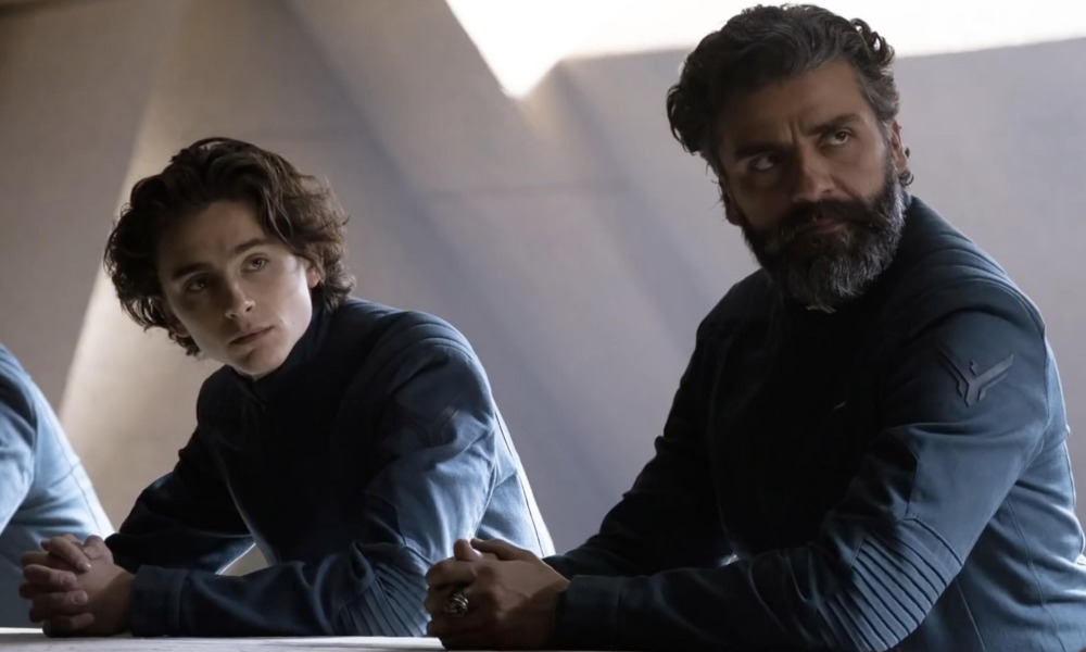 Detalles de la secuela de 'Dune'