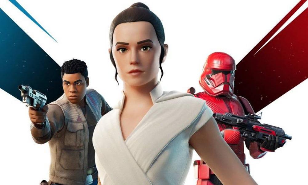 nuevo evento de 'Star Wars' en 'Fortnite'