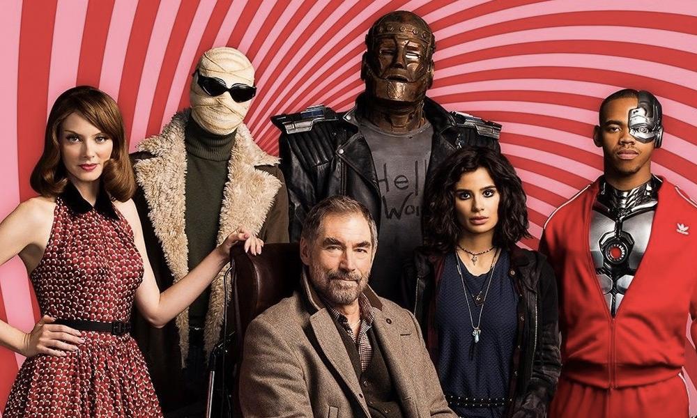Doom Patrol añade cinco nuevos miembros