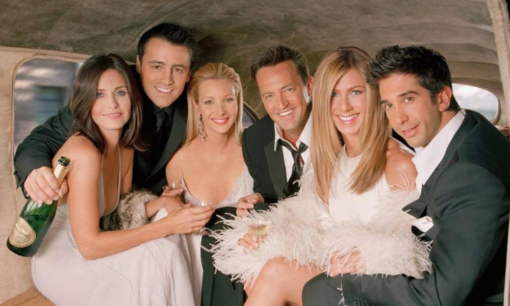 elenco de 'Friends' no interpretará a sus personajes