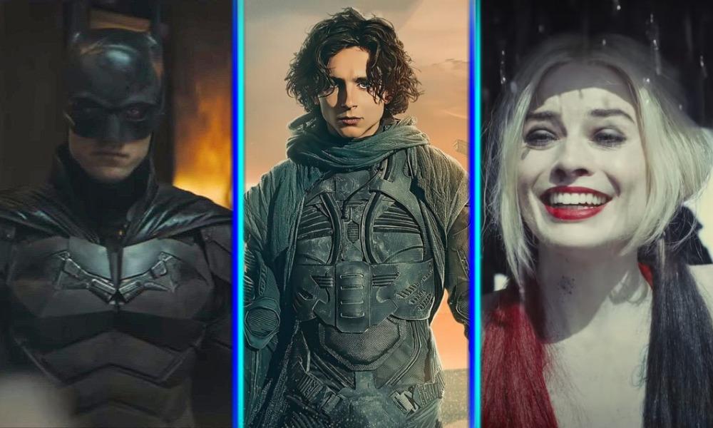 estrenos exclusivos en cine para 2022