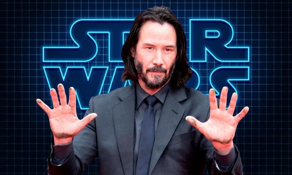 Keanu Reeves se une a Star Wars