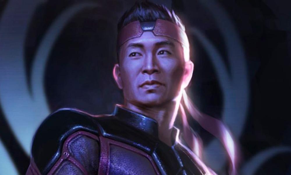 Mandarín será el padre de Shang-Chi