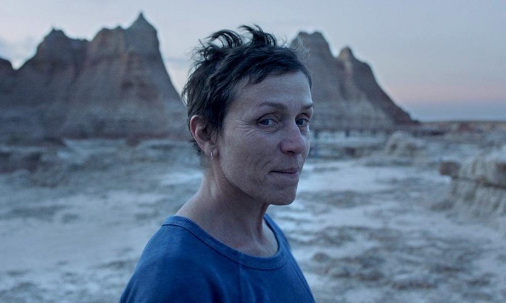 Nomadland gana el Oscar de Mejor Película